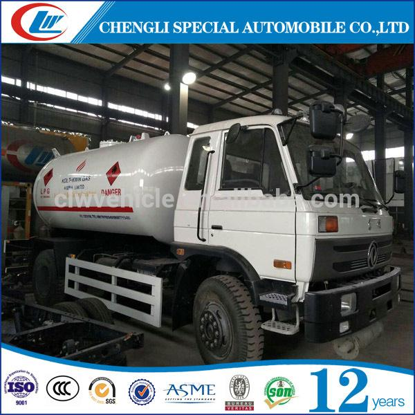 Good Price lpg refilling truck for Yemen 10000l lpg truck lpg mobile tank