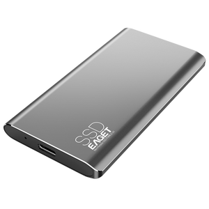 EAGET M1 TYPE C 128GB-1T Type C USB 3.1 External Hard Disk Portable SSD Mobile SSD 500MB/S Read Mobile Solid State Drive