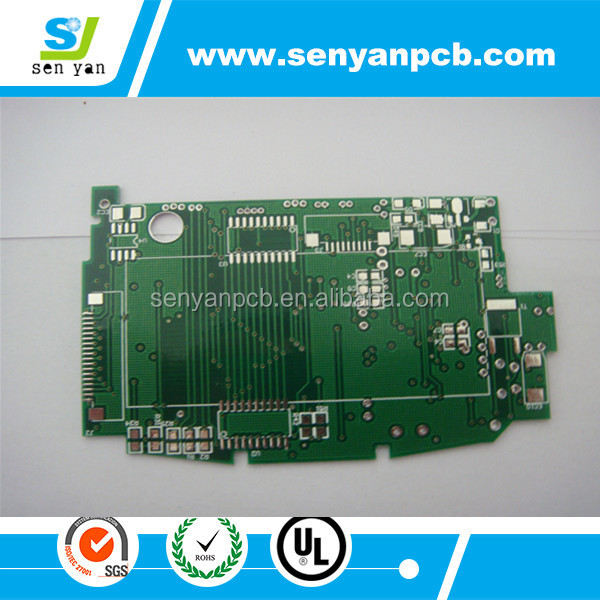 OSP/HF/plating gold /immersion silver FR4 pcb board of 90V0 multilayer pcb, PCB for electronics product
