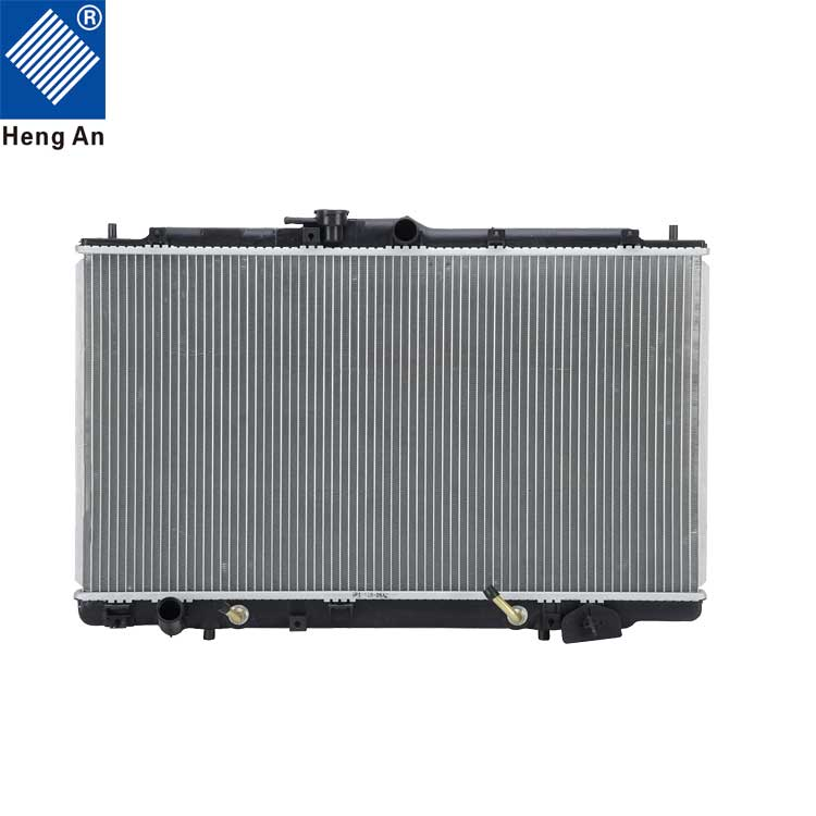 2Row Aluminum Radiator Fit For 2001-2004 Jeep Grand Cherokee 4.7L V8  Only