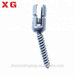 Spine instruments surgical orthopedic implant screw