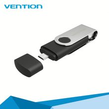 Top Selling 16G Vention usb 3.0 otg usb flash drives for smartphone