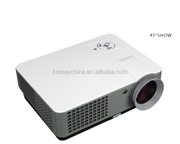 KOMAY High Quality Factory wholesales RD-801 LED Projector Home Cinema Projector