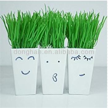 Ceramic Home Decorative Items The Smiley Face Modern Vase Buy