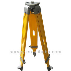 SOKKIA HEAVY-DUTY WOOD TRIPOD,SURVEYING,TRIMBLE,TOPCON,SECO,GPS,ROBOTIC