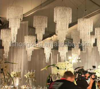 High Quality Crystal Chandelier Decoration Hanging Crystal ...