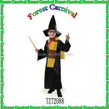 TZ72088 Children Magician Cosplay Costumes Harry Porter Factory