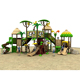 foreast themechildren plastic outdoor playground kids big slides for sale digital playground pirates
