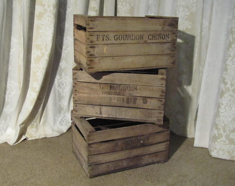 Cheap wooden fruit crates for sale buy wood fruit crates for Buy wooden fruit crates