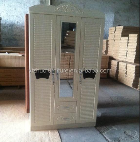 Muebles de dormitorio armario ropero de madera/Godrej almirah ...