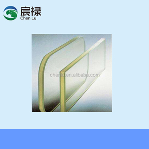 Lead protective x-ray radiation medical protective lead glass
