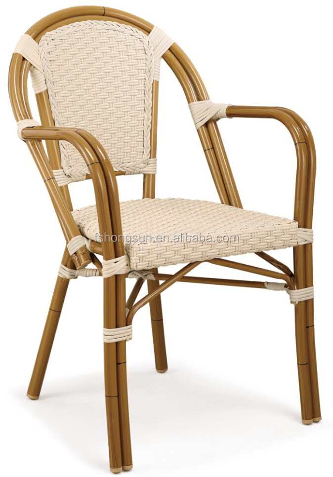 french bistro chairs metal cafe rattan outdoor uk furniture bamboo
