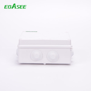 IP65 ABS PVC plastic box enclosure electronic control panel box waterproof electric junction box