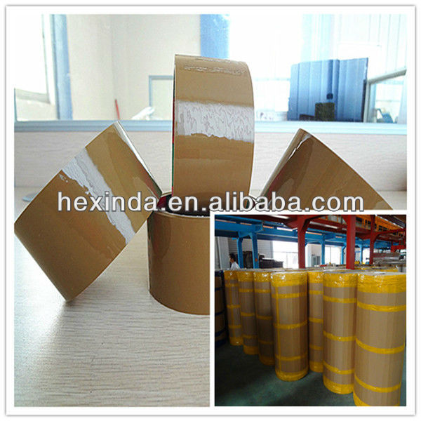 Bopp Brown Packing Tape/jumbo Roll Adhesive Tape For Package