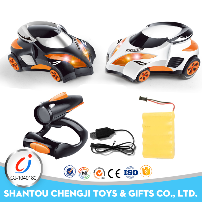 Wonderwul best gift plastic infrarred tracking extreme powerful rc stunt car for kids