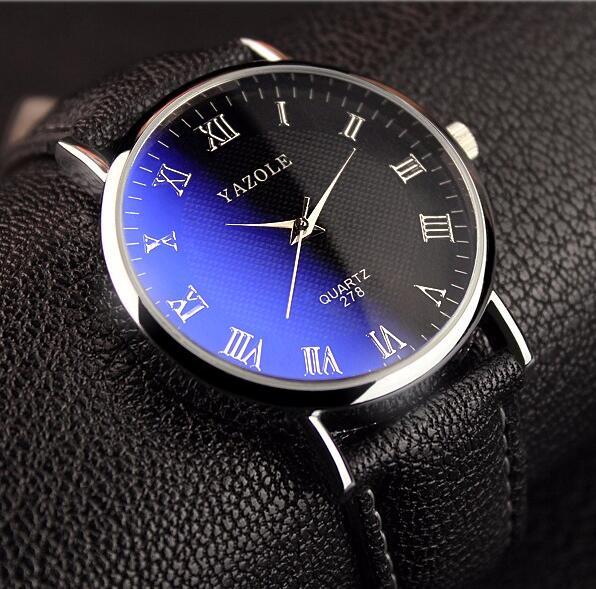 278 Yazole Logo Custom Fashion China Factory Cheap Price Quartz Watches For <strong>Men</strong> -BD278
