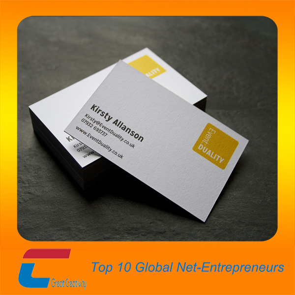 Impress business cards square shape business card premium business cards