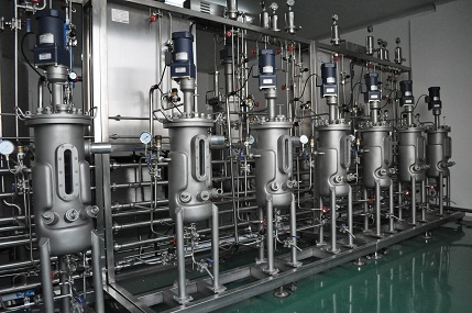 Multi-Union fermenters (Stainless Steel)