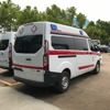 JMC High Performance 6 Seats Ambulance Vehicle For Sale