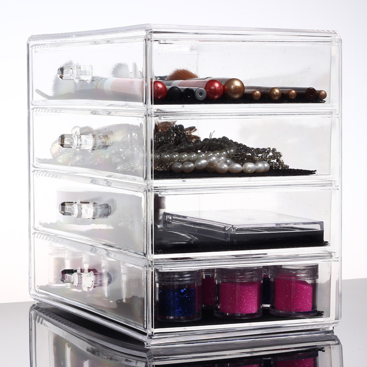 makeup storage box ikea makeup vidalondon. Black Bedroom Furniture Sets. Home Design Ideas