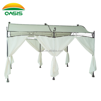 3x4m Metal Frame Gazebos Canopy Metal Carport Lz-i3337a - Buy Metal ...