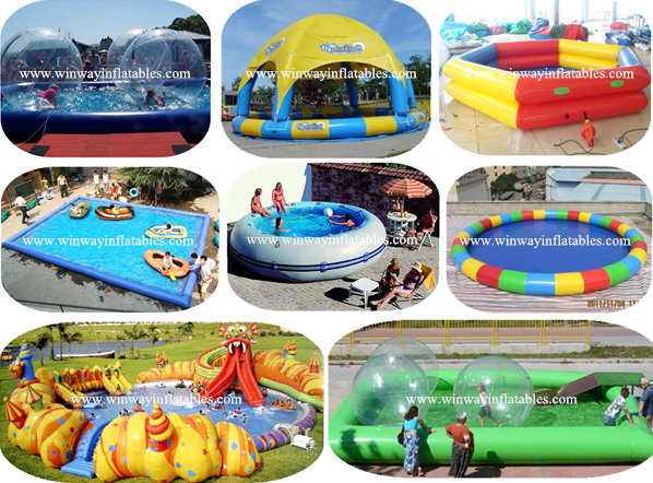 Wholesale Roundness interesting activity inflatable swimming pool ...