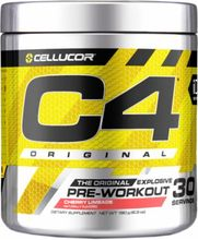 Original Cellucor C4 Pre-workout Supplement mit verschiedenen geschmack