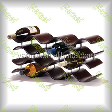 Acrylic Wine Holder Rack OEM ODM 60296180477 on 196 bottle wine rack display