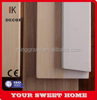 Pine wooden door jamb white primed for door and window & Pine Wooden Door Jamb White Primed For Door And Window - Buy Door ... pezcame.com