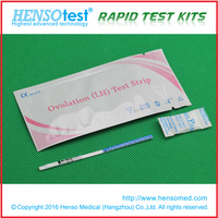 Pregnancy Rapid LH Ovulation Home Test