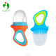 Custom Logo Silicone Feeding Nipple/Infant Fruit Feeder Set/Baby Food Pacifier