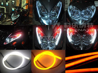 Automobile Accessories Motocycle Drl Flexible Led Drl/daytime ...