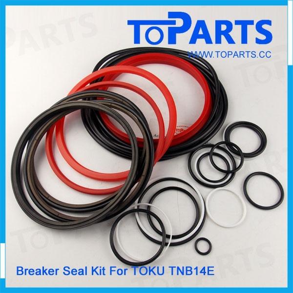 Toku Hydraulic Breaker Repair Kits Tnb14e Seal Kit For Breaker Or ...