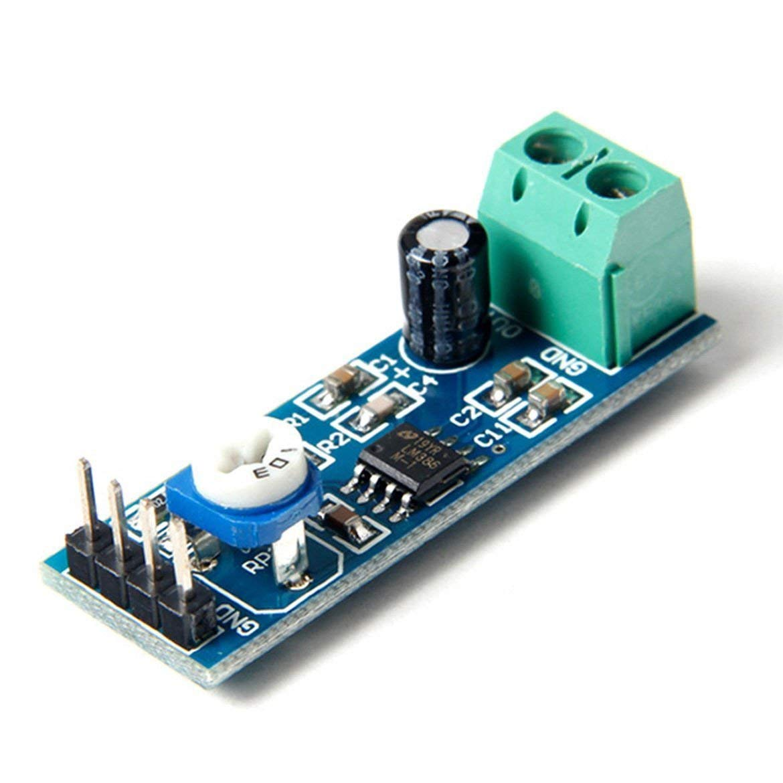 Cheap Lm386 Audio Amplifier Circuit Find Low Voltage Power Get Quotations Exiron Module