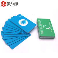 Wallet Protector RFID Blocking Card