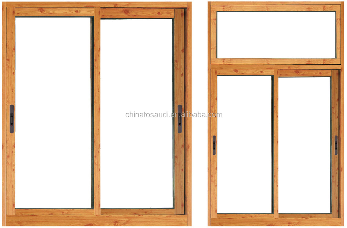 Durable modern latest window design durable pvc house for Window design sliding