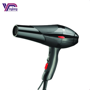 High Quality AC Motor Salon Use Professional Quiet Hair Dryer With Over Heating Protection