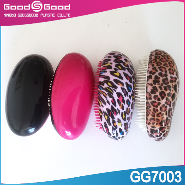 Ionic Type and Cushion Feature Tangle free hair brush / hair brush teezer