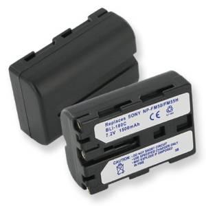1400mA, 7.2V Replacement Li-Ion Battery for Sony DSC-S85 Video Cameras - Empire Scientific #BLI-180C