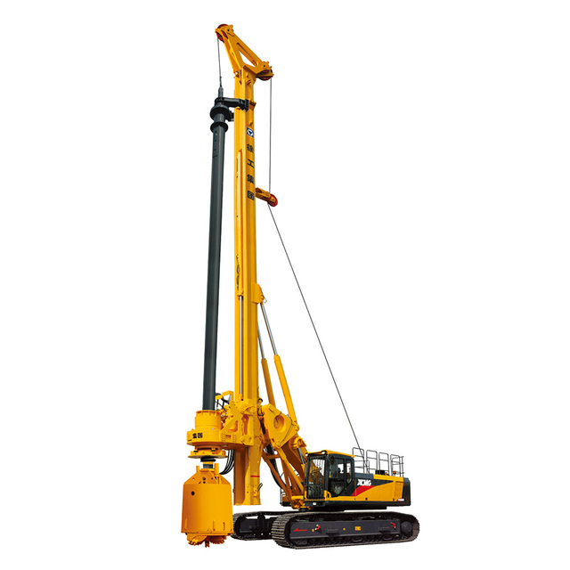 Best Steel Rotary Drilling Rig XR220DII Piling Machinery