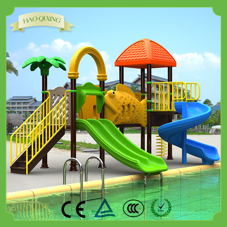 Water park equipment Outdoor swimming pool Toys Slide amusement park