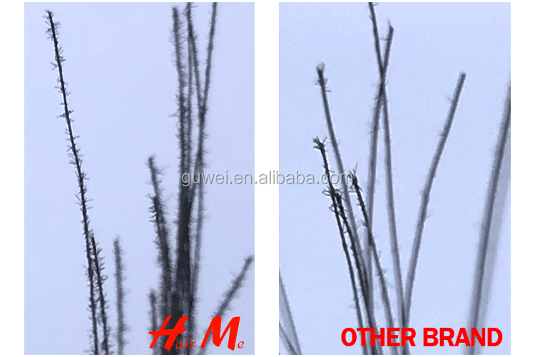 OEM/ODM Herbal Hair Loss Treatment Hair building fibers