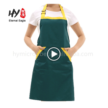 New design heavy duty work canvas apron