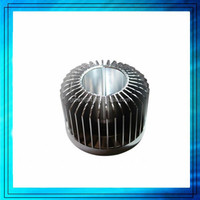 Large Size Al6061 Al6063 Led Street Lights Heat Sink Products,Al ...