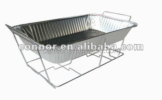 Buffet Chafer Food Warmer Wire Frame Hold Foil Pans For