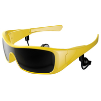 Manufacturer Direct Selling B3 Touch Voice Tips Stereo Bluetooth Sunglasses
