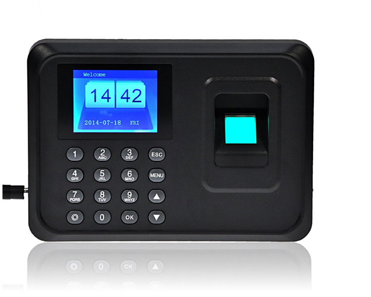 Cheap Price Standalone Time And Attendance Biometric