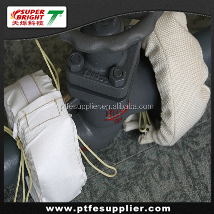 PTFE Safety Guard Equipment Spray Shields For Flange Protector
