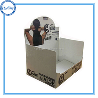 Perforated Display Box,Counter Display Holder,PDQ,countertop display