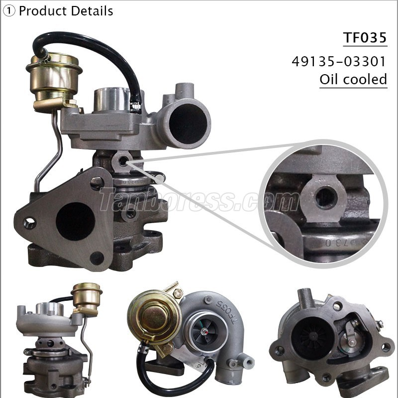 Auto Parts Engine Turbo 4m40 Turbocharger For Mitsubishi Canter ...